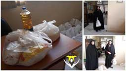 Donation of food in the first decade of Muharram