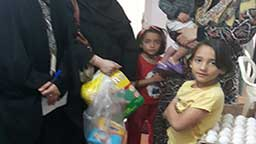 Flood Crisis Aid in Golestan